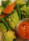 彩りホットサラダ