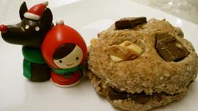 豆腐1:HM2★基本の豆腐スコーン♪