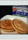 ■糖質制限■おからチーズパンケーキ簡単朝