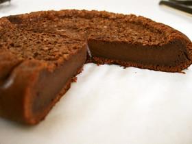 材料2つ♡炊飯器でチョコケーキ♪簡単♡