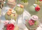 バレンタイン♡ロリポップケーキ