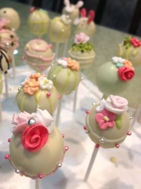 バレンタインロリポップケーキ By Bebemushi クックパッド 簡単