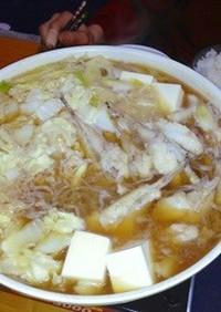 醤油麹出し汁絶品ダイエットアンコウ鍋