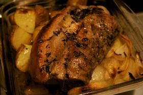 The男の台所:愛の塊!豚肩ロースグリル