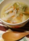 醤油麴で☆とろっとろの雑穀スープ