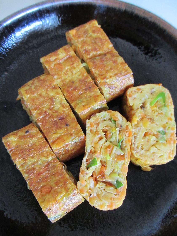 ★韓国卵焼き・ケランマリ(계란말이)