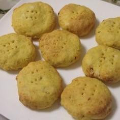 簡単!人参と味噌のマクロビクッキー