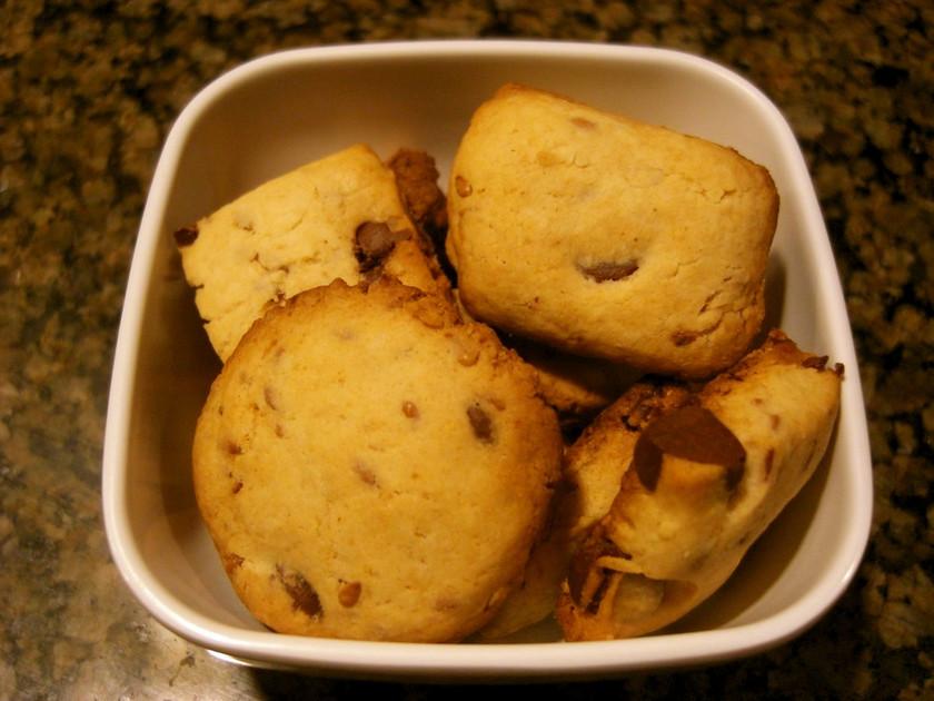HM使用、簡単☆30分でサクサククッキー