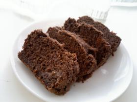 お豆腐&おからのチョコケーキ