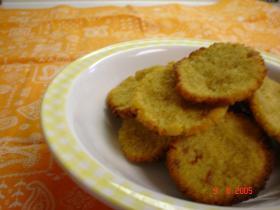 パン粉クッキーピーナツバター味