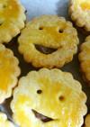 チョコサンドスマイルクッキー