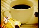 生チョコinインスタントコーヒー