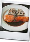 フライパン1本、15分で作る鮭の照り焼き