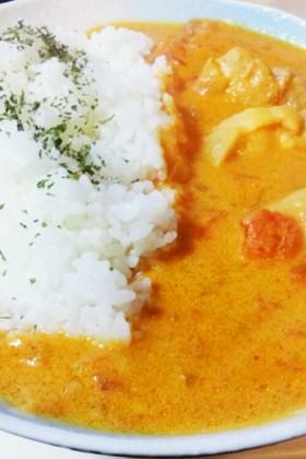もてレシピ♡簡単バターチキンカレー★!!