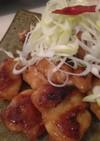 甘酢がご飯に合う〜♪ガッツリ鶏の甘酢煮