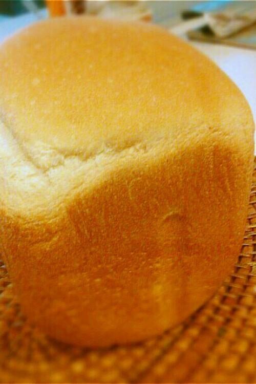 しっとりふわふわ☆甘い~ミルク食パン