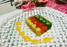 【美レシピ】♥野菜のテリ−ヌ♥宝石箱風♥