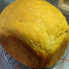 HBでトマトジュースとハーブのごはんパン