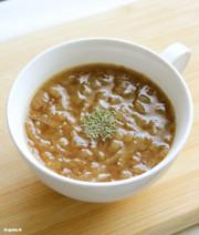 簡単シンプル♪とろとろオニオンスープの写真