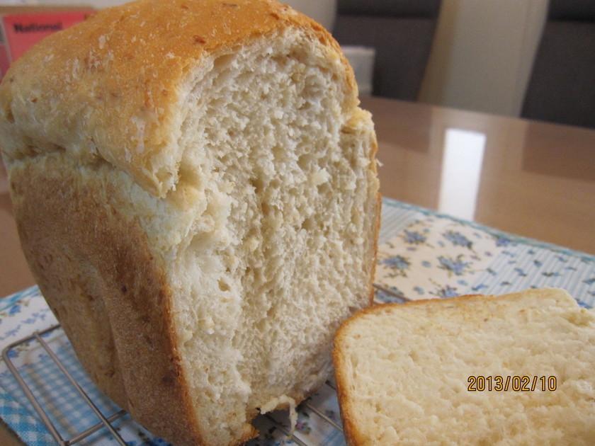 HB玄米ごはんでカリッ!もっちり♪食パン