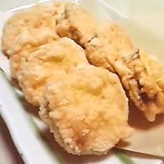 簡単:薩摩芋の天麩羅