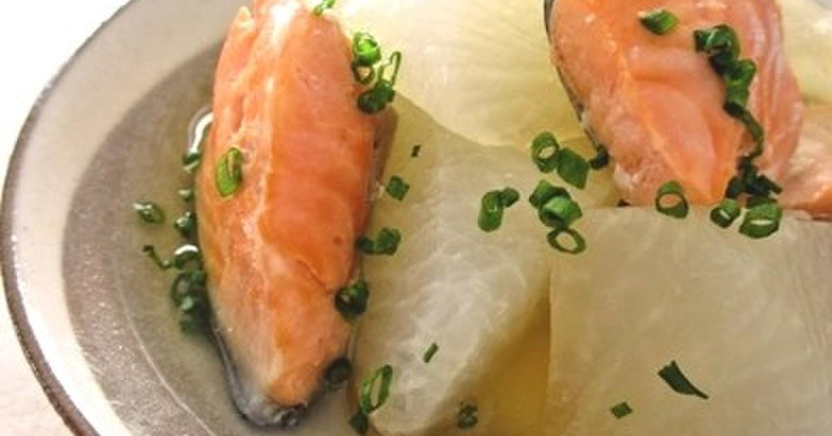 塩鮭と大根のことこと煮… by みっこ*mikko 【クックパッド ...