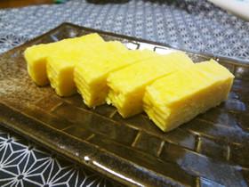 京都風出汁巻き玉子