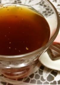 生姜紅茶 乾姜を使って簡単に♬
