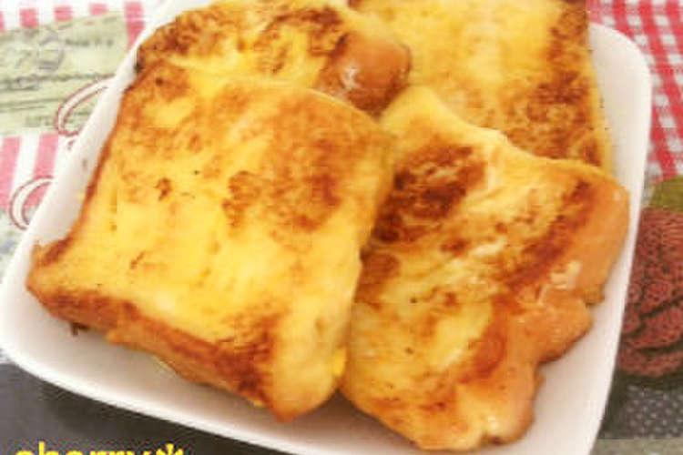食パン レシピ 冷凍 【簡単】冷凍食パンアレンジレシピ5選!休日の朝にぴったり♪