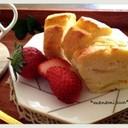 飲むヨーグルトde簡単パウンドケーキ