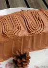 Tops風チョコレートケーキ