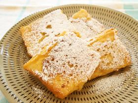 フレンチトースト~黒砂糖風味。