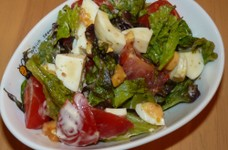 簡単!トマト☆レタス☆卵のサラダ