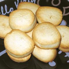娘が寝た後★ママの楽しみはちみつクッキー