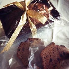 簡単★チョコレートパウンドケーキ