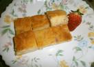 苺バターケーキ