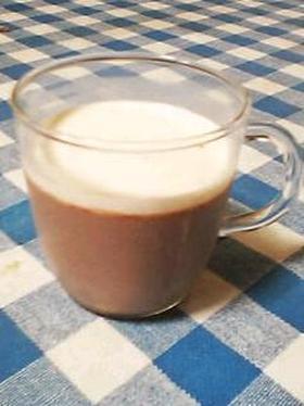 低カロリーデザート★豆乳ココアプリン
