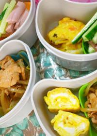 お弁当に♪きゅうり&ソーセージのサラダ