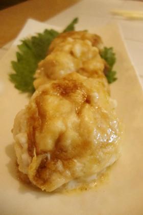 ✿ 鱈の白子レモンバター醤油✿