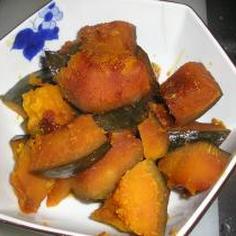 炊飯器で☆かぼちゃの煮物