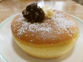 簡単スフレパンケーキ