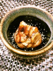 低コスト✿椎茸軸のヘルシー貝柱風おつまみの写真