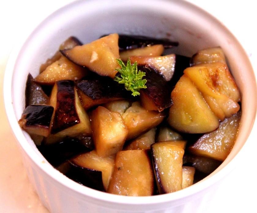 ヘルシーなすの酢醤油(マリネ風)