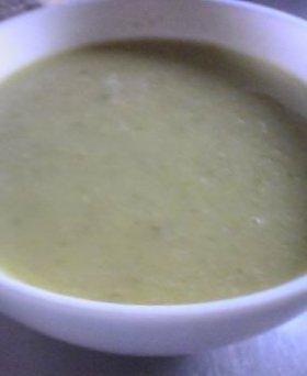 ねぎのもったいないスープ