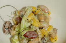 北海道産豆サラダ