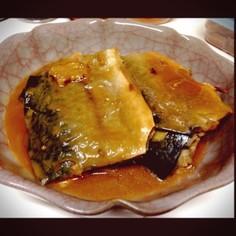 ご飯がすすむサバ味噌煮☆