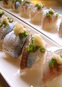 美味しいさんま寿司☆