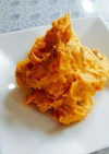 風邪予防&美白☆かぼちゃとくるみのサラダ
