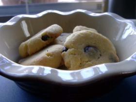 Oliveoilのチョコチップアーモンドクッキー