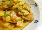 ✿豚バラと長芋のオイスターこってり炒め✿
